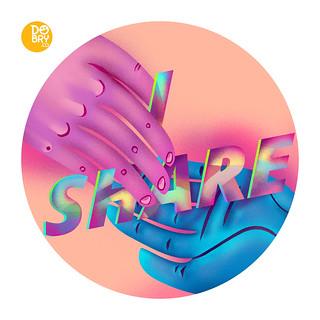 4. I share