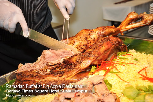 Ramadan Buffet at Big Apple Restaurant 23