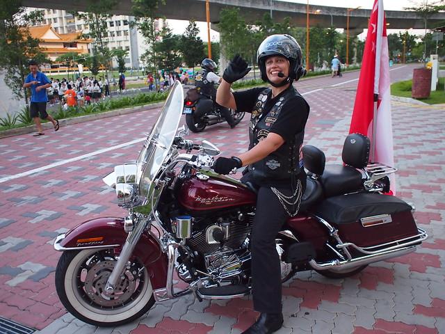 Punggol North Street Parade 2013