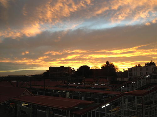 Redfern sunset