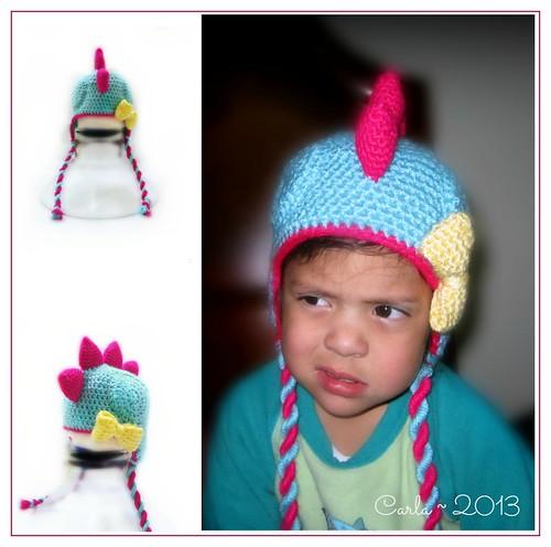 Drake the Dino Hat