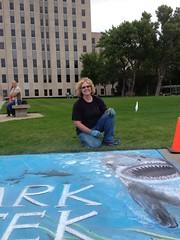 Mary at Capitol A'Fair