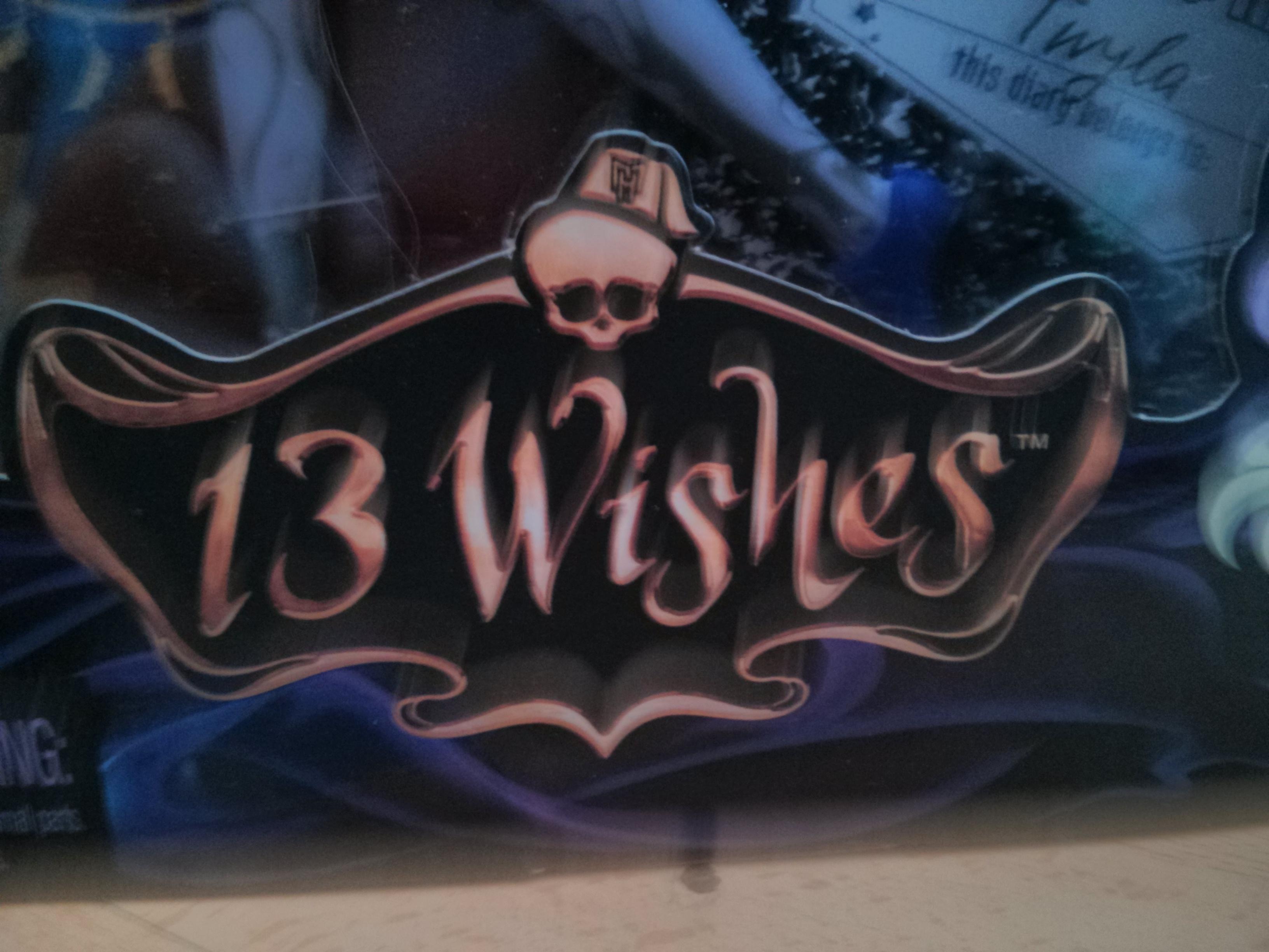 historia 13 wishes