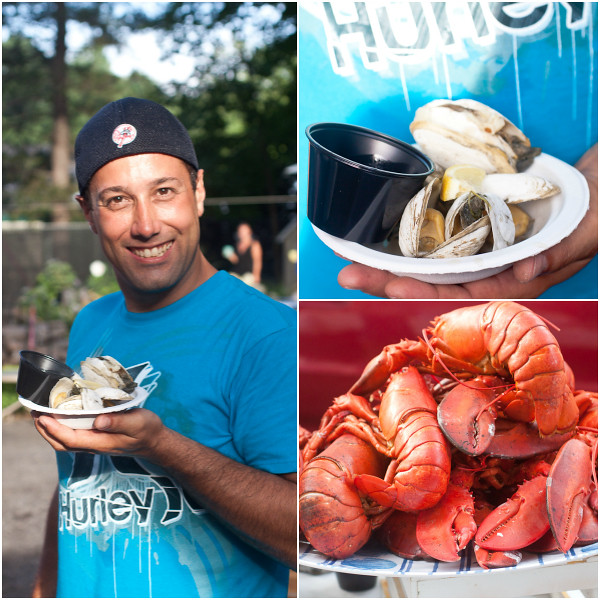 Brett's Clambake July 2013
