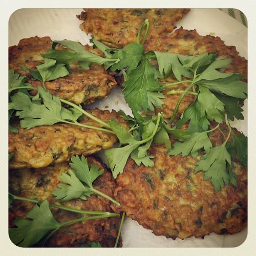 ottolenghi cauliflower fritters