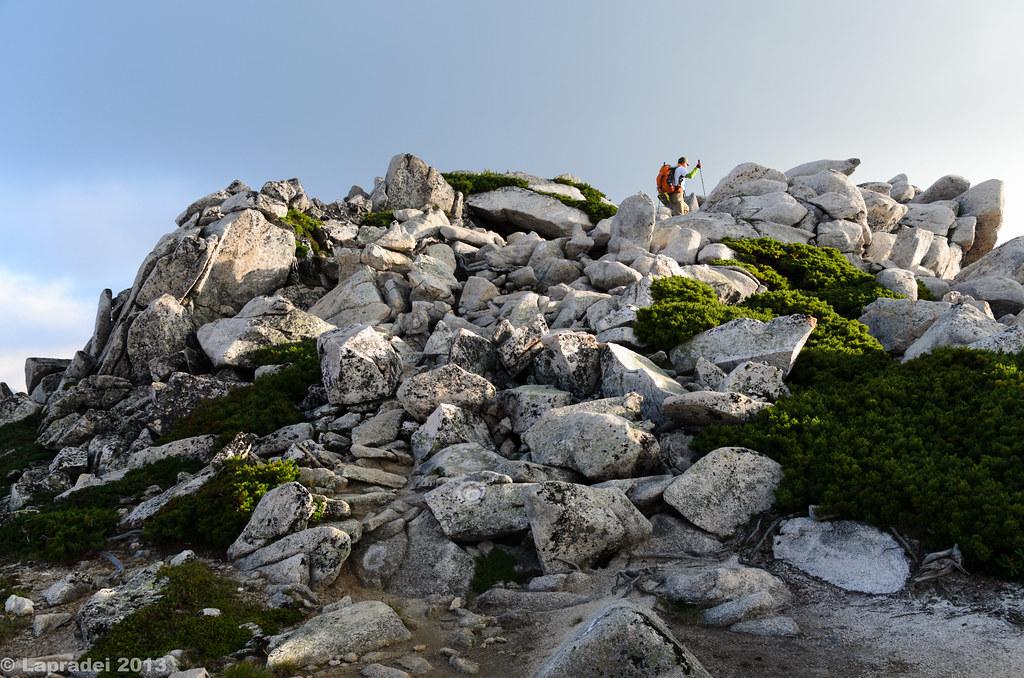 20130811 岩稜帯