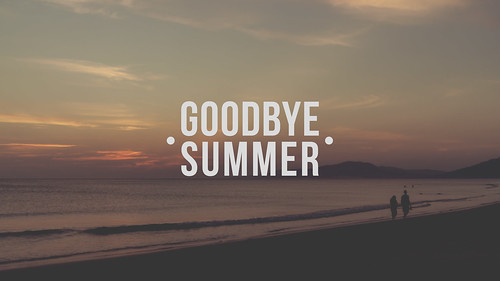 Keep Calm & Goodbye Summer... by Vanina Vila {Photography}
