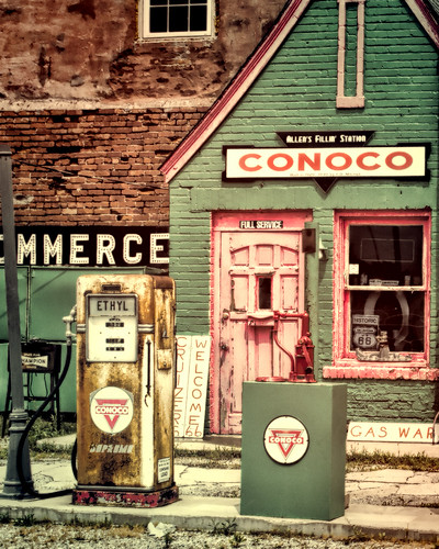 Commerce Conoco