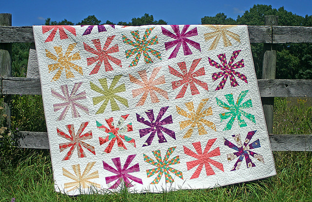 Another Cartwheels quilt