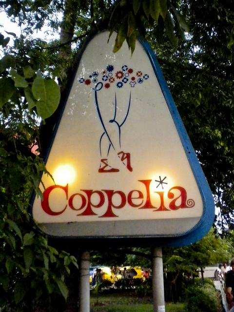 Header of coppelia
