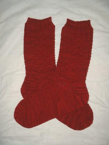 Knitting Vintage Socks Nancy Bush : A kitten knits november