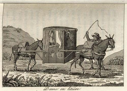 008-L'Espagne et le Portugal, ou Moeurs, usages et costumes des habitans…1815- J.B. Breton