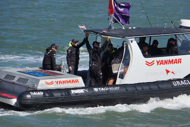 ORACLE Support Boat