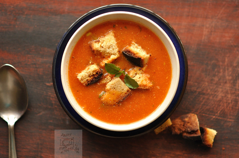 Day 251.365 – Tomato Soup