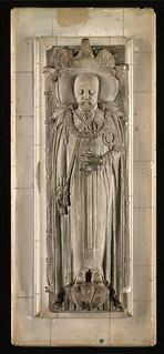 Plaster model of the monument to Sir Frederick Arthur Stanley / Modèle en plâtre du monument dédié à Sir Frederick Arthur Stanley
