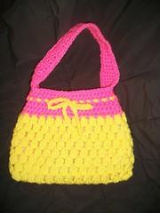 Bright Bobble-licious Bag