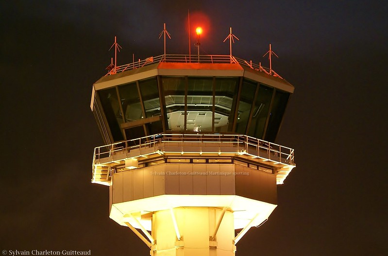TFFF TOWER BY NIGHT