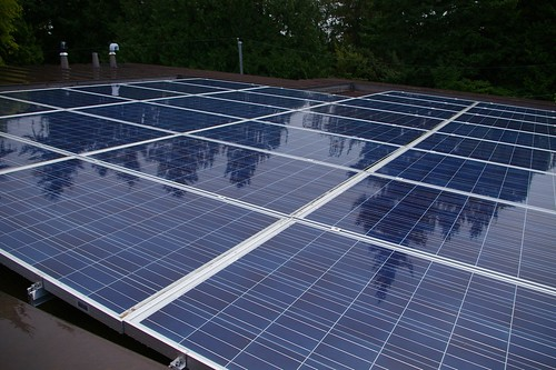 Marpole Photovoltaic Install