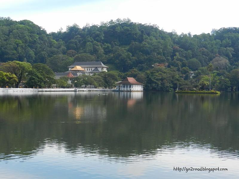 Канди - столица древнего сингальского государства