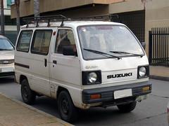 Suzuki Carry Super SK 410 1989