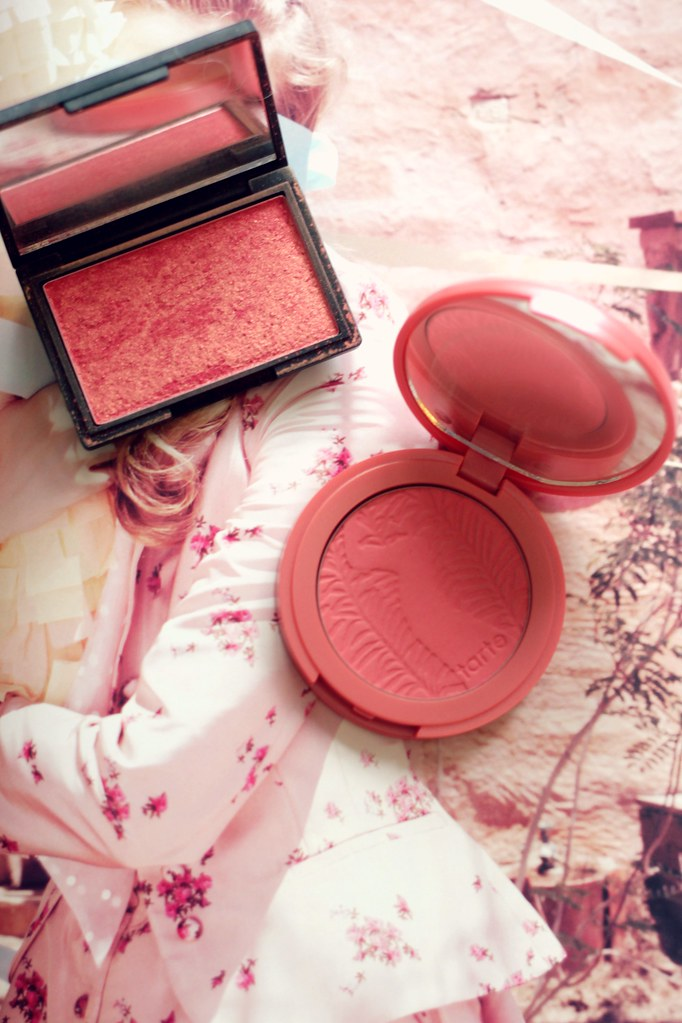 Blush Tarte and Sleek