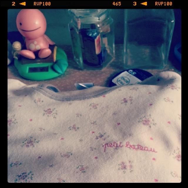 ★ hier chez #petitbeateau il y avait des pyjama à 20 euros ★ #look #mode #shopping #ourlittlefamily #france