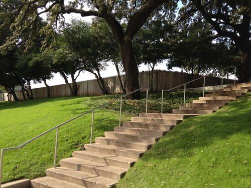 Dallas - the grassy knoll