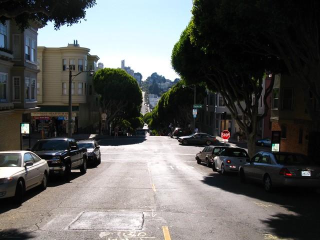 Ulice San Francisco