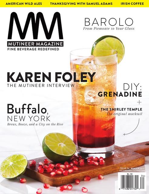 Mutineer Magazine Issue 29