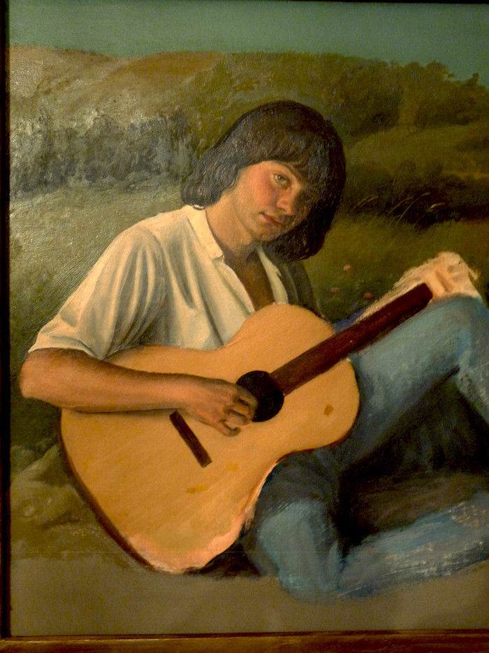 chitarrista cesarino vincenzi