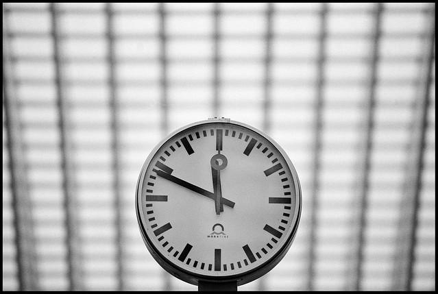 Railway watch