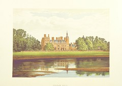 """British Library digitised image from page 260 of """"The County Seats of the Noblemen and Gentlemen of Great Britain and Ireland. vol. 1, 2. (Vol. 3-5. A Series of Picturesque Views of Seats of the Noblemen ... of Great Britain and Ireland. With descriptive"""