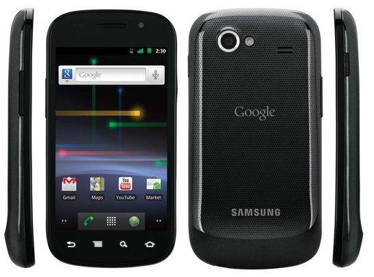 Android 4.4 для Nexus S