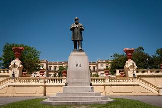 Imagine de Quinta da Boa Vista. travel brazil tourism brasil riodejaneiro nikon rj palace viagem turismo palácio