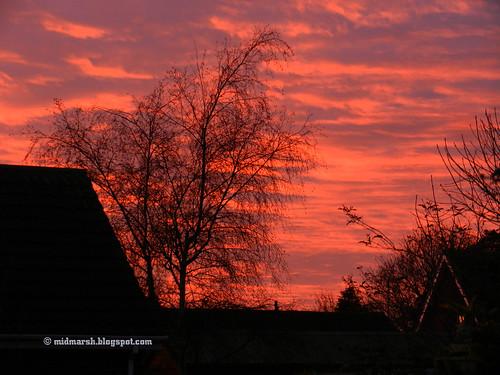 Sunset 2057