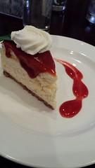 Sofrito's cheesecake