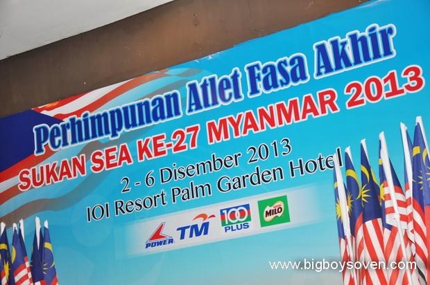 27th SEA GAMES 2013