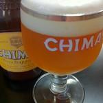 ベルギービール大好き!!シメイ・ホワイトChimay Tripel (White)