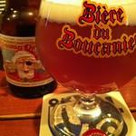 ベルギービール大好き!!ブーカニア・クリスマス・エールBoucanier Christmas Ale