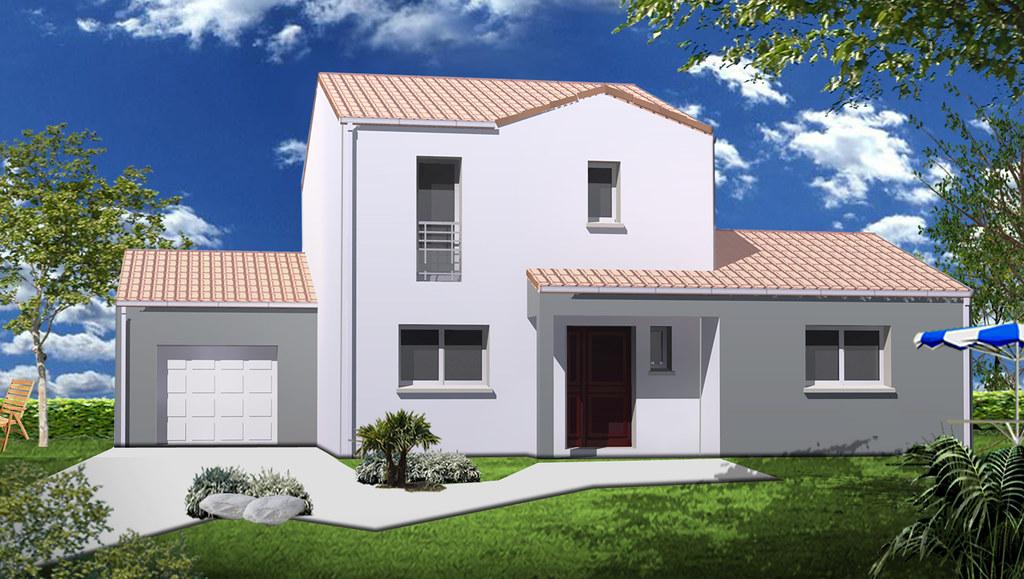 construction de maisons sud loire tuiles