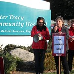 Sutter Tracy Community Hospital Proposes Nurses Accept Short-Staffing and Deteriorating Conditions