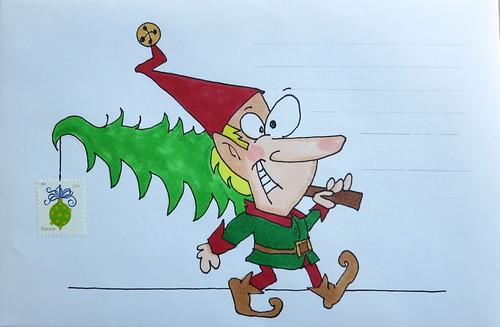 Busy Elf #2