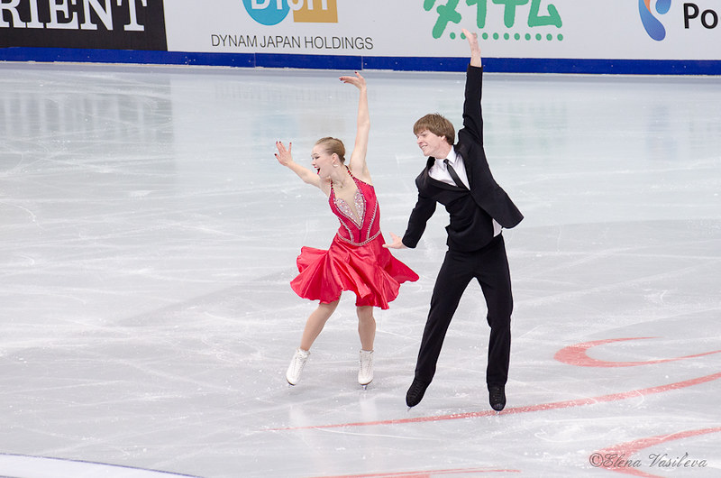 Siobhan HEEKIN-CANEDY / Dmitri DUN (UKR)