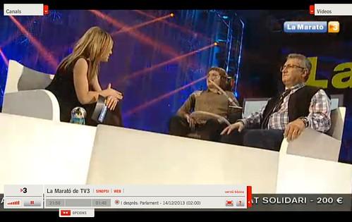 13TV3  La Marató de TV3   3alacarta