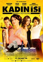Kadın İşi: Banka Soygunu (2014)