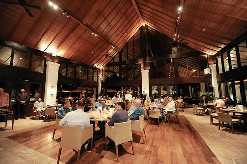The Empire Hotel And Country Club 11 - Pantai Restaurant Dining