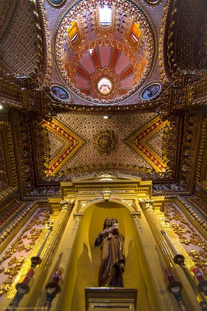 Templo de San Diego o Santuario de Guadalupe - Morelia