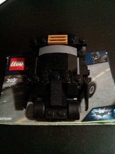 LEGO DC Universe Super Heroes The Batman Tumbler Polybag (30300)