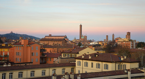 Bologna from life of Pier Paolo Pasolini