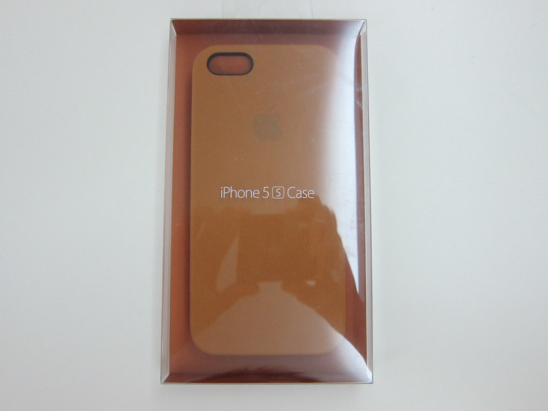 Apple iPhone 5s Case (Brown)